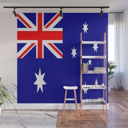 Australia Flag Wall Mural