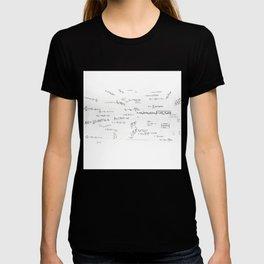 Mathspace - High Math Inspiration - Inverted Color T-shirt