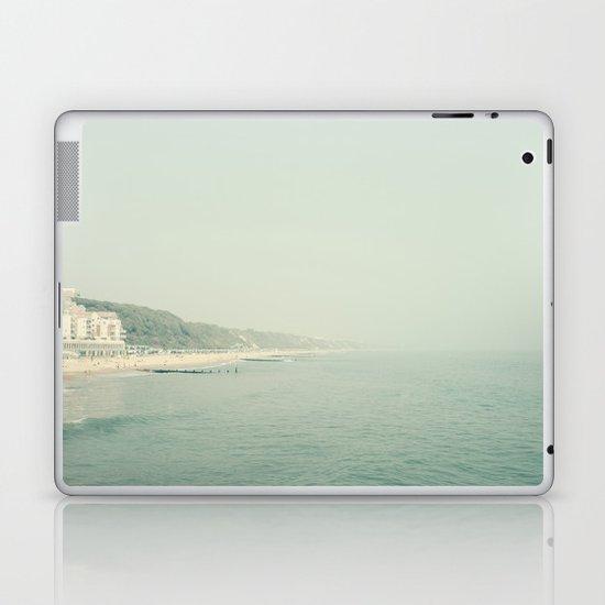 The Seaside in May Laptop & iPad Skin