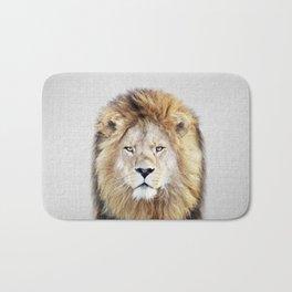Lion 2 - Colorful Bath Mat
