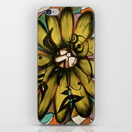 Let The Sunshine In (Sunflower) iPhone Skin