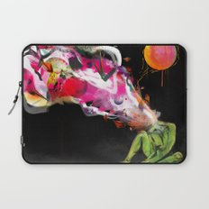 Meaningful moments exist silently Laptop Sleeve