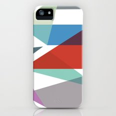 Shapes 015 iPhone (5, 5s) Slim Case