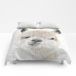 PEEKY ALPACA Comforters