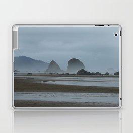 Haystack Rock on Cannon Beach Laptop & iPad Skin