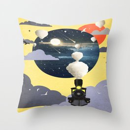 Journey ver.2 Throw Pillow