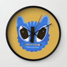 Little Blue Wall Clock