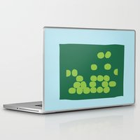 kiwi Laptop & iPad Skins featuring Kiwi by Mungo
