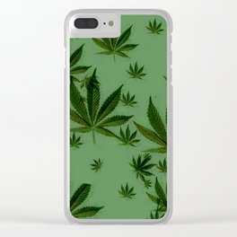 Higher and Higher Clear iPhone Case