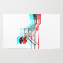 Pole Dance Sweet 3D Inversion Rug
