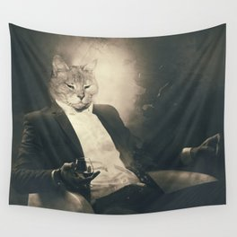 The Boss Wall Tapestry
