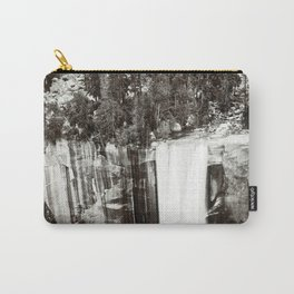 Eadweard Muybridge Pi-Wi-Ack (Shower of Stars) Vernal Fall Valley of Yosemite Carry-All Pouch