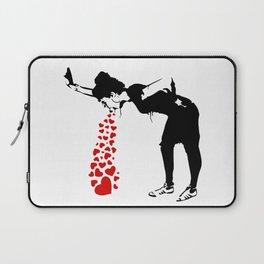 Lovesick - Banksy, Streetart Street Art, Grafitti, Artwork, Design For Men, Women, Kids Laptop Sleeve