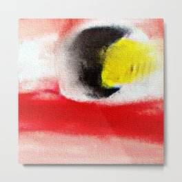 Abstract art. A painting for Tomie Ohtake Metal Print