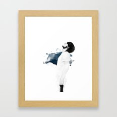 Communicate you Framed Art Print