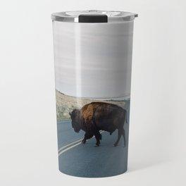 Buffalo Crossing Travel Mug