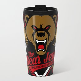 The Bear Jew Travel Mug
