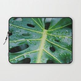 Sweaty leaf Laptop Sleeve
