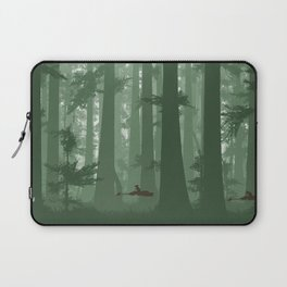 The Battle of Endor - The Tortoise & the Hare Laptop Sleeve