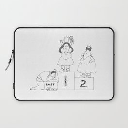 One, Two, Last Laptop Sleeve