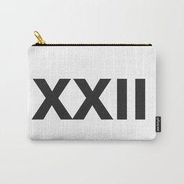XXII BIG Carry-All Pouch