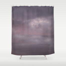 Sky 01/20/2014 18:29 Shower Curtain