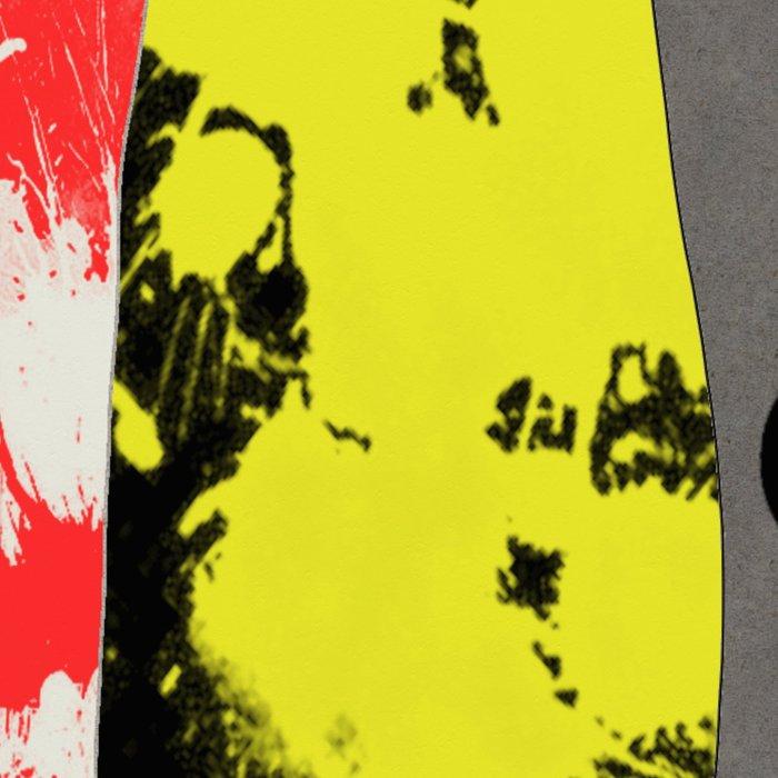 Pick A Pattern - Abstract, Textured, Stripes, Polka Dot, Grid, Paint Splatter Leggings