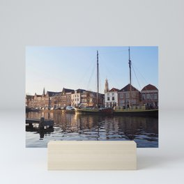 Haarlem, the Netherlands Mini Art Print