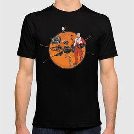 T-70 X-wing dissect T-shirt
