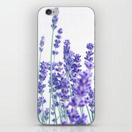 Fresh Lavender #1 #decor #art #society6 iPhone Skin
