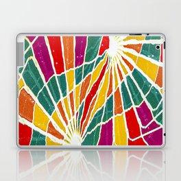 Multicolored Vibrations Abstract Art Laptop & iPad Skin