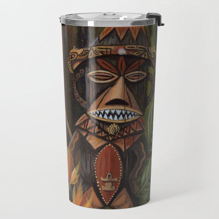 Pele's Fury Travel Mug