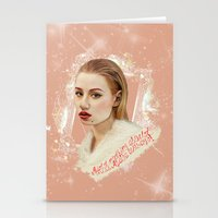 iggy Stationery Cards featuring IGGY by Share_Shop