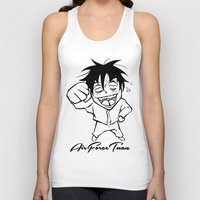 it crowd Tank Tops featuring Crowd by AirForceTuan
