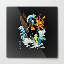 Avatar Metal Print