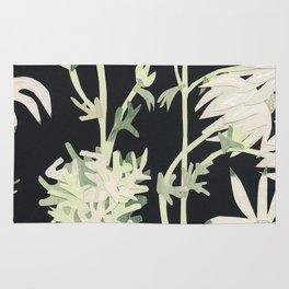 Flannel Flowers Rug