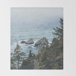 Pacific Northwest Throw Blanket