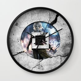 Nahiri the Earthbender Wall Clock