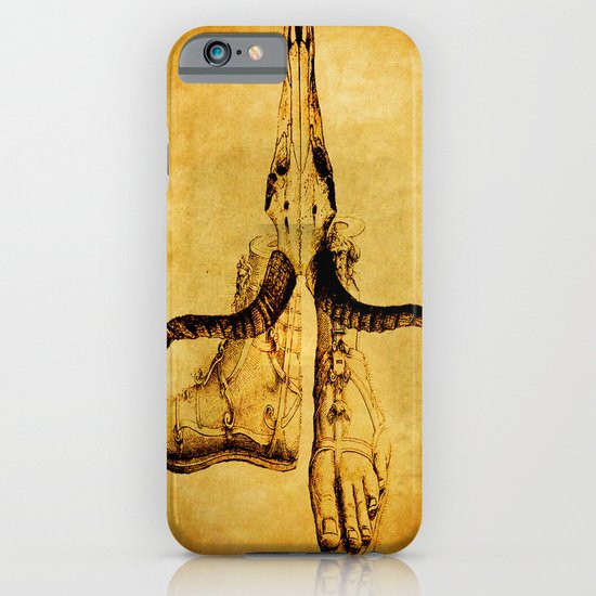 the mystic feet  iPhone & iPod Case