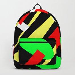Abstract Artwork No.750 Backpack