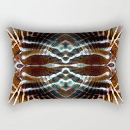 Lionfish Pattern Rectangular Pillow