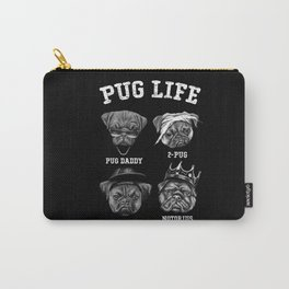 Pug Life Carry-All Pouch