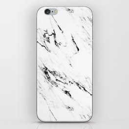 Classic Marble iPhone Skin