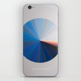 Chromascope iPhone Skin