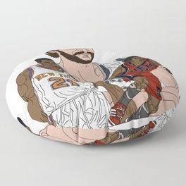 Rookie Rubio Floor Pillow