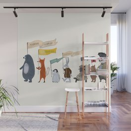 adventure and explore Wall Mural