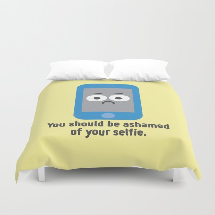 Overexposure Duvet Cover