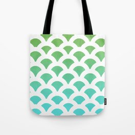 Cool Scales Tote Bag