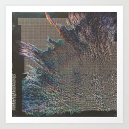 FRIĒ Art Print
