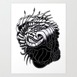 Colony Art Print